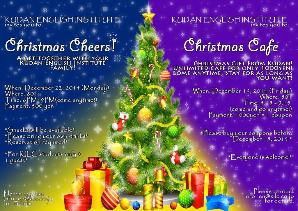 December Poster Combination